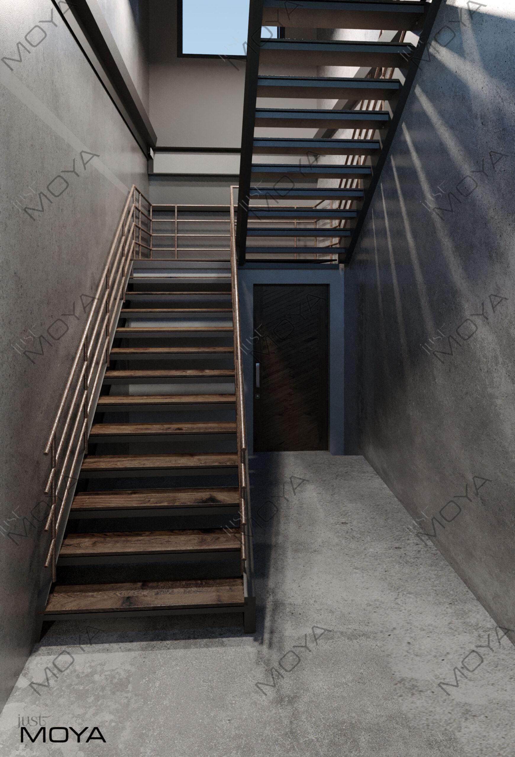 STAIRS-SCENE_WOOD-COATING-JUST-MOYA